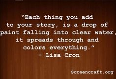 Find more screenwriting inspiration at ScreenCraft.org!