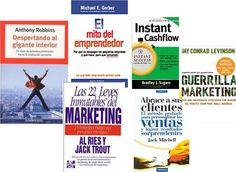 Existe una lista de libros de negocios que son básicos para tu desarrollo