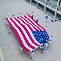 #Repost @nathanmoar  'Murica.  #America #USA #USFlag #AmericanFlag