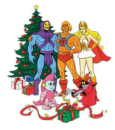 He-Man and She-Ra Christmas Special