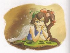 Pixie Hollow Create a Fairy Tinkerbell Movies, Tinkerbell And Friends, Tinkerbell Disney, Disney Princess Art, Disney Art, Disney Faries, Create A Fairy, Fairy Dust, Fairy Land