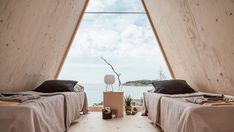 Home Interior Simple my scandinavian home: Your 2020 Off-the-grid Getaway: Nolla Cabin In the Helsinki Archipelagos Helsinki, Cabana, Summer Cabins, Cabin In The Woods, Sweet Home, A Frame Cabin, Little Cabin, Wooden Cabins, Wooden House