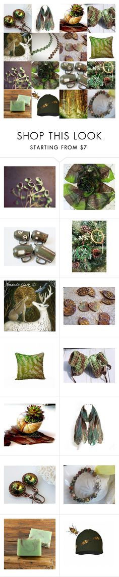 Handmade Gift Guide by andreadawn1 on Polyvore featuring Runen, gift, etsy, handmade, etsytreasury and etsymntt