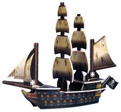"PotSM 005 - pirate ship ""Shadow"""