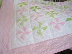 Leslie's Art and Sew: Baby Quilts: Loving Them and Using Them are not Mutually Exclusive