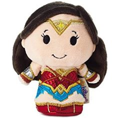 itty bittys WONDER WOMAN Movie Stuffed Animal Limited Edition >>> Read more at the image link. (This is an affiliate link) #PlushFigures