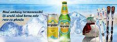 #bergenbierMuntiAlbastri #BuzzStore Bottle, Drinks, Stuff To Buy, Drinking, Beverages, Flask, Drink, Beverage, Jars