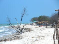 Colombia - Playas de Mayapo, La Guajira.