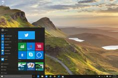 Twitter's new #Windows10 #app shows #tweets directly in the Start menu http://onvb.co/1JHWk2v