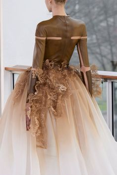 Stephane Rolland Spring 2015 Couture Collection ~ details