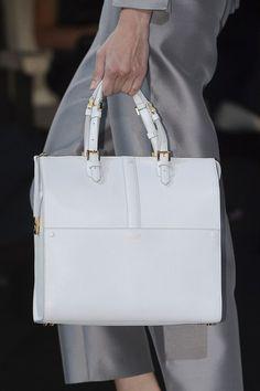 #Giorgio Armani Spring 2013 #Details  #Bags