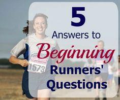5 beginner runner's questions answered by @coachdebbieruns  #Running #Runner