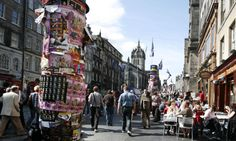 Scotland's capital city - 24-hour itinerary, which features some of the best attractions found anywhere in Scotland.