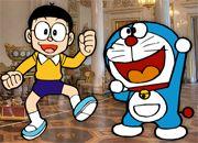 Doremon Visit Museum | Juegos Doraemon - el gato cosmico jugar