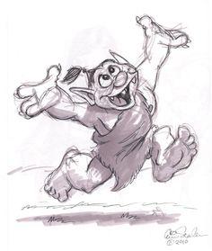 The Ol' Sketchbook