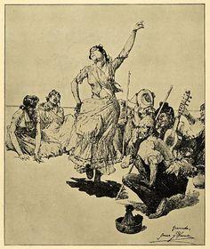1920 Print - J. Garcia Y Ramos