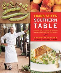 Frank Stitt's Southern Table Cookbook