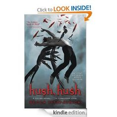 Amazon.com: Hush, Hush eBook: Becca Fitzpatrick: Kindle Store