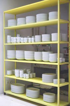 SHIRO for SCHÖNWALD - Diez Office Industrial Office, Shiro, Design Awards, White Porcelain, Shelves, Home, Diy, Ideas, Shelving