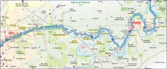 Groupe des jeunes actifs de l'Étoile: Marche vers Meaux le week-end des 12 et 13 mai 2012