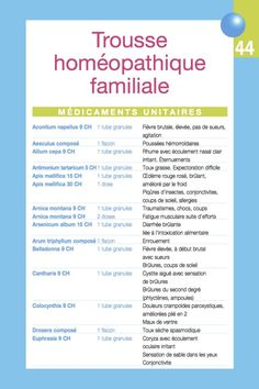 Michèle Boiron - Homoeo Family Kit - Hair and beauty - Bébé Healthy Balanced Diet, Healthy Life, How To Get Thin, Homeopathic Remedies, Homemade Beauty Products, Baby Products, Natural Baby, Boiron, Diet And Nutrition