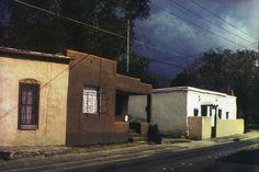 Bernard Plossu. Californie, 1974. Les images de cette série sont extraites du livre Plossu, Couleur Fresson, Théâtre de la Photographie et de l'Image / Nice Musées, 2007