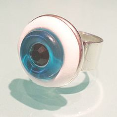 Step-By-Step Eyeball Ring Tutorial!