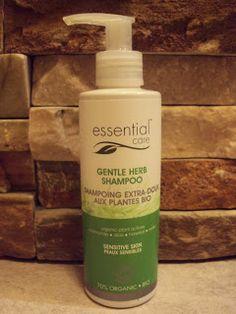 Le jardin d´Yvonne: Pro zdravé vlasy... přírodní šampony s kopřivou (Essential Care, Urtekram) / Natural nettle shampoos for healthy hair