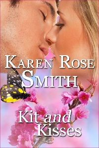 Awesome Romance Novels: Kit And Kisses by Karen Rose Smith http://awesomeromancenovels.blogspot.com/2013/11/kit-and-kisses-by-karen-rose-smith.html