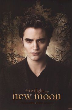 $5.95 - Twilight Moon Edward Trees 24X36 Movie Poster Robert Pattinson/Rolled! #ebay #Collectibles