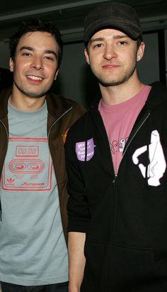 Jimmy Fallon n Justin Timberlake