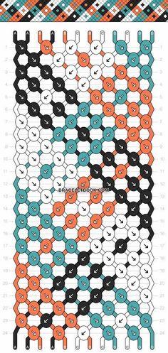 String Bracelet Patterns, Diy Bracelets Patterns, Yarn Bracelets, Diy Bracelets Easy, Embroidery Bracelets, Bracelet Crafts, Diamond Friendship Bracelet, Diy Friendship Bracelets Patterns, Heart Bracelet