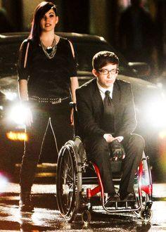 Artie -BTS filming 'Addicted to Love'