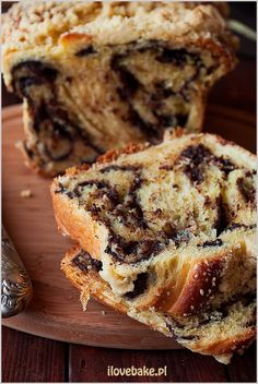 Easy Blueberry Muffins, Blue Berry Muffins, Nutella, Baked Goods, Banana Bread, Delicious Desserts, Sweet Tooth, French Toast, Sandwiches