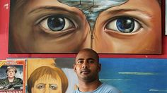 """MYURAN Sukumaran has been awarded an Associate Degree in Fine Arts from Curtin University in Perth.  In a rare moment of joy in an emotional and bleak month for Sukumaran and his family, the degree, earned from death row, was announced on Friday.  Sukumaran's mentor, Australian artist Ben Quilty, tweeted the good news late Friday: """"Myuran Sukumaran has today been awarded an Associate Degree in Fine Art from Curtin Uni, Perth. I am one immensely proud friend""""."""