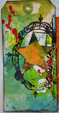My last Tim Holtz DT projects... - ponderings using Tim Holtz, Ranger, Idea-ology, Sizzix and Stamper's Anonymous products; Apr 2015
