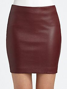 #Saks Fifth Avenue        #Skirt                    #Ebarg #Leather #Mini #Skirt #Saks #Fifth #Avenue #Mobile                     The Row - Ebarg Leather Mini Skirt - Saks Fifth Avenue Mobile                                           http://www.seapai.com/product.aspx?PID=536616