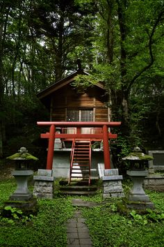 Hidden refuge - Nagano District
