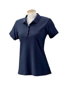 02a4f00b Izod 13Z0081 Womens Performance Golf Pique Polo-Short Sleeve Shirts-Large-Chrome  Blue IZOD. $20.02