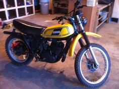 """1978 DT400E, or as the others at Efest called it, """"That modern bike"""" photo 20101028057.jpg"""