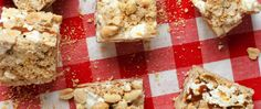 No baking required for this easy snack dessert made with Chex Cereal, marshmallows, popcorn, caramels, peanuts and sea salt.