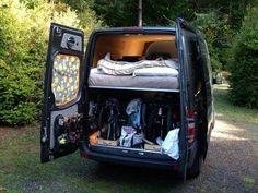 Sprinter Van Sleeper Conversions Help Planning 4 Sleeper
