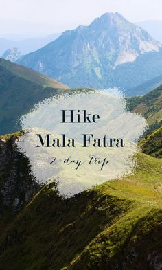 Adventurous trip to one of the nicest mountain range in Western Carpathians in the north-west of Central Slovakia 2 Days Trip, Bratislava, Discount Travel, Mountain Range, Stunning View, Tour Guide, Czech Republic, First Night, North West