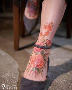 2,351 Me gusta, 27 comentarios - 타투스튜디오 아로새기다 (@tattooist_silo) en Instagram