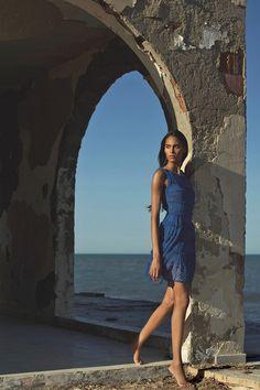 #Vogue Arabia | March 2018 #CindyBruna by Julian Torres