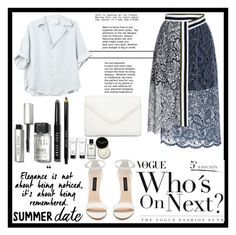 Untitled #263 by starlie16 on Polyvore featuring polyvore fashion style Preen Forever New Neiman Marcus Bobbi Brown Cosmetics clothing