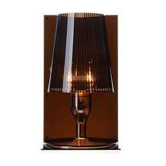 Lampade da tavolo: Lampada Bourgie Multicolor da Kartell | Design ...