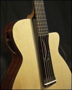 """* NK FORESTER guitars ~ """"Bouzouki"""" ~ Here is the website link > http://www.nkforsterguitars.com/ ~ The link below is NOT the website, just some Pinterest page"""