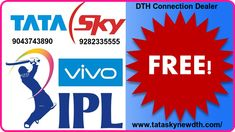 Contact any time @ 9043743890 for tata sky new connection and also for further details. Tata Sky has Free Regional packs with Crystal clear viewing TV and Mobile over 600+ channels. Watching your favorite shows at home is a rare luxury, our new tata sky set-top box will fit right into your busy lifestyle. Sky New, Chennai, Regional, Connection, Free, Crystal, Lifestyle, Tv, Luxury
