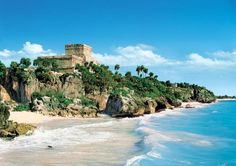 Playa de Tulum Cancún. #YTúQuéQuieres